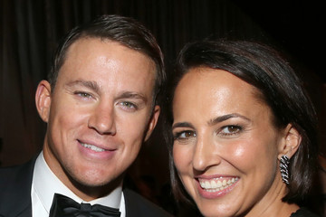 Channing Tatum The Weinstein Company and Netflix Golden Globes Party