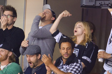 Channing Tatum 2014 NHL Stanley Cup Final - Game Five