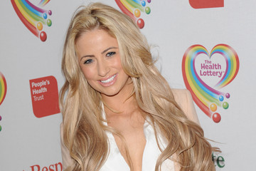 Chantelle Houghton Celebs at the Health Lottery Fundraising Event