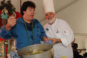 John Chappy Chapman Chap Dat! Country Creole Cooking Show With Marty Raybon
