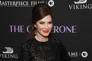 """Victoria Hill attends """"The Chaperone"""" New York Premiere at Museum of Modern Art on March 25, 2019 in New York City."""