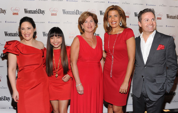 02/08/11 - Woman's Day Red Dress Awards - Lincoln Center, New York City, NY Charice+Woman+Day+Red+Dress+Awards+Campbell+Ds4nQCiGLoMl