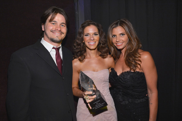 The Thirst Project 3rd Annual Gala [fashion,event,formal wear,dress,suit,fun,tuxedo,smile,photography,little black dress,jason ritter,charisma carpenter,kristina kuzmic,thirst project 3rd annual gala,beverly hills,california,the beverly hilton hotel,the thirst project,3rd annual gala]