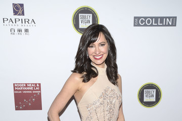 Charlene Amoia 4th Annual Roger Neal Oscar Viewing Dinner Icon Awards And After Party