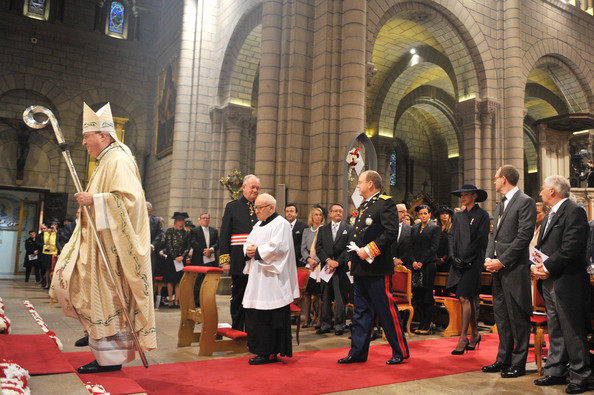 Celebration of Mass During Monaco National Day