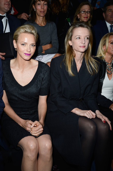 PFW: Front Row at Louis Vuitton