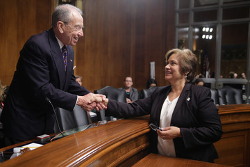 Charles Grassley Senate Judiciary Committee Holds Hearings on Criminal Illegal Immigrant Removal Policies