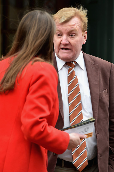 Charles Kennedy Campaigns For The Lib Dems in Bearsden