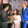 Charles Melton Premiere Of Columbia Pictures'