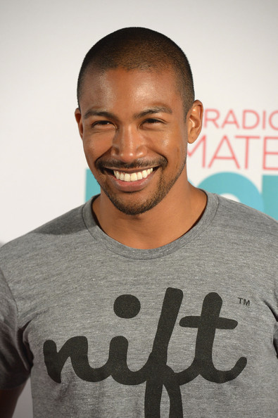 The 32-year old son of father (?) and mother(?), 183 cm tall Charles Michael Davis in 2017 photo