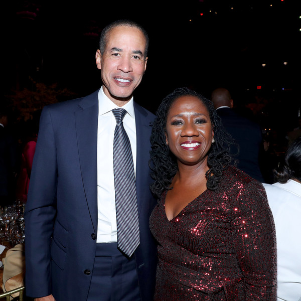 NAACP LDF 33rd National Equal Justice Awards Dinner - Inside [suit,event,formal wear,smile,fashion,tuxedo,white-collar worker,blazer,r,sherrilyn ifill,charles phillips,dinner,new york city,cipriani 42nd street,naacp ldf,national equal justice awards,national equal justice awards dinner]