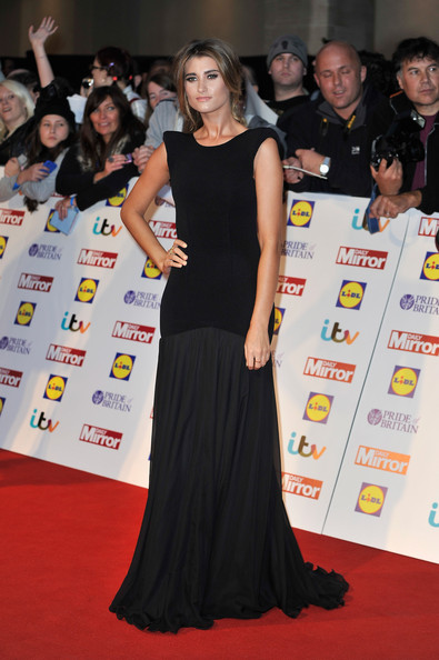 Arrivals at the Pride of Britain Awards