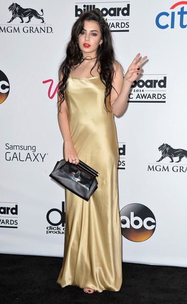 Charli XCX Singer Charli XCX poses in the press room during the 2014 Billboard Music Awards at the MGM Grand Garden Arena on May 18, 2014 in Las Vegas, Nevada.