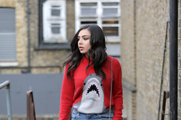Charli XCX Charli XCX Out in London