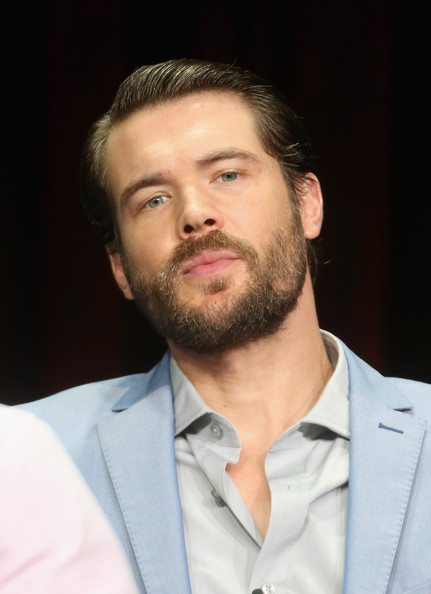 Charlie Weber (actor) Summer TCA Tour Day