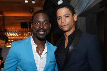 Charlie Barnett NBC And Universal EMMY Nominee Celebration - Inside