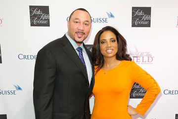 Charlie Batch Off the Field Players' Wives Charitable Fashion Show