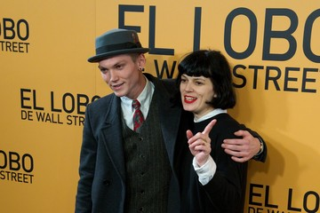 Charlie Centa 'The Wolf of Wall Street' Premieres in Madrid
