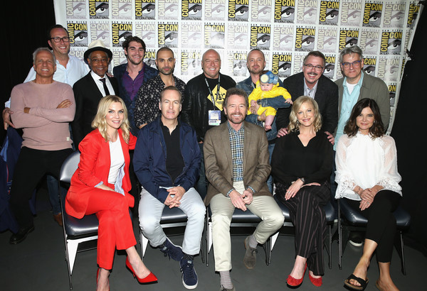 AMC At Comic Con 2018 - Day 1