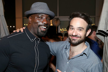 Charlie Cox Entertainment Weekly and Marvel After Dark event at the EW Studio at Comic-Con