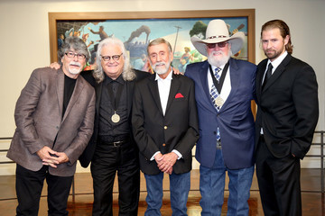 Charlie Daniels 2019 Country Music Hall of Fame Medallion Ceremony