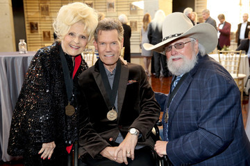 Charlie Daniels Country Music Hall Of Fame 2018 Medallion Ceremony Honors Inductees Johnny Gimble, Ricky Skaggs And Dottie West