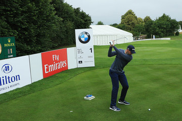 Charlie Ford BMW International Open - Day One