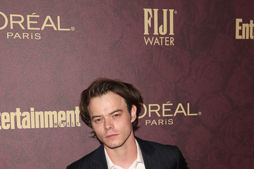 Charlie Heaton FIJI Water At Entertainment Weekly Pre-Emmy Party