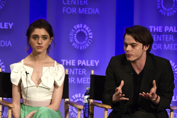 Charlie Heaton The Paley Center For Media's 35th Annual PaleyFest Los Angeles - 'Stranger Things' - Inside