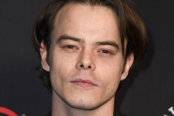 Charlie Heaton The Paley Center For Media's 35th Annual PaleyFest Los Angeles - 'Stranger Things' - Arrivals