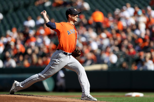 Houston Astros vs. Baltimore Orioles