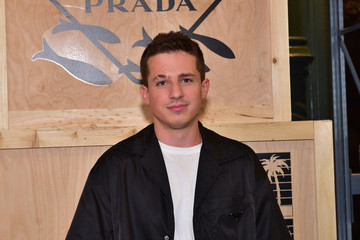 Charlie Puth Prada Presents Prada Linea Rossa - New York Launch