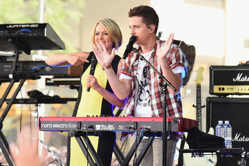 Charlie Puth Charlie Puth Performs On NBC's 'Today'