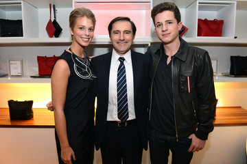 Charlie Puth Bally & DKMS 'Lips For Life' Capsule Collection Launch Cocktail Party