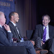 Charlie Rose Tiger Woods Foundation's 20th Anniversary Celebration at the New York Public Library - Inside