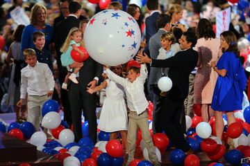 Charlie Ryan Romney Accepts Party Nomination At The Republican National Convention