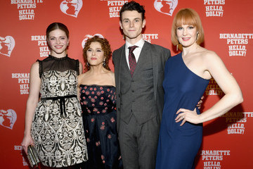 Charlie Stemp Bernadette Peters' Opening Night of 'Hello, Dolly!' On Broadway