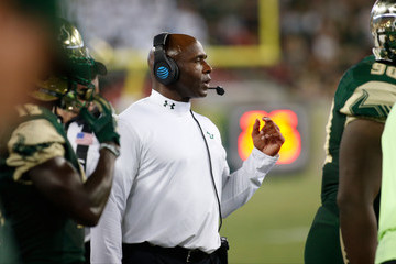 Charlie Strong Temple v South Florida