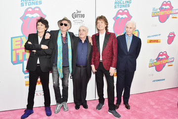 Charlie Watts The Rolling Stones - Exhibitionism Opening Night