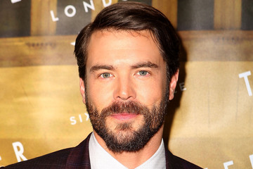 Charlie Weber Ted Baker London SS'16 Launch Event