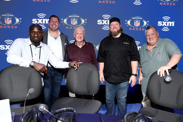 Charlie Weis SiriusXM At Super Bowl LIV - Day 1