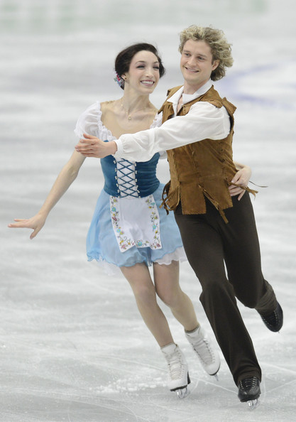 davis and white ice dancers dating Olympic ice dancers charlie white and meryl davis split up for 'dancing with so as ice dancers, do white and davis have an unfair visit for the win.