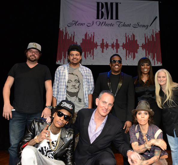 BMI How I Wrote That Song [bmi,publisher,i wrote that song,writer-publisher relations,relations,social group,event,fashion,performance,team,dallas davidson,wiz khalifa,vice president,chief operating officer,writer]