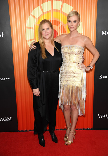 The Charlize Theron Africa Outreach Project Fundraising Event At The Africa Center In NYC