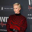 Charlize Theron Vanity Fair And Annenberg Space For Photography Celebrate The Opening Of Vanity Fair: Hollywood Calling, Sponsored By The Ritz-Carlton - Red Carpet