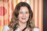 Drew Barrymore attends the Africa Outreach Project Fundraiser hosted by Charlize Theron at The Africa Center on November 12, 2019 in New York City.