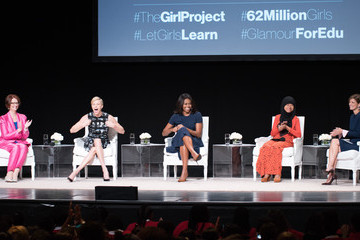 Charlize Theron 'Let Girls Learn' Global Conversation