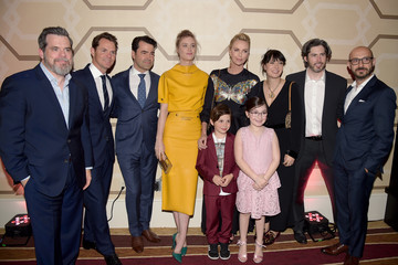 Charlize Theron Premiere Of Focus Features' 'Tully' - Red Carpet