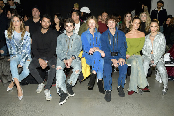 John John Fashion Show @NYFW - Front Row