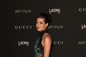 Charlotte Casiraghi Arrivals at the LACMA Art + Film Gala — Part 3